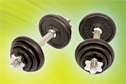 Dumbbells - Copyright – Stock Photo / Register Mark