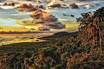 Pohnpei - Copyright – Stock Photo / Register Mark